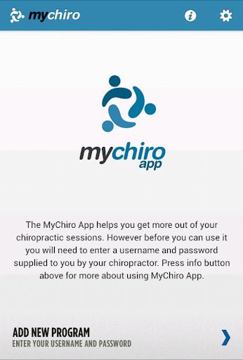 MyChiro App