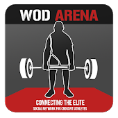 WOD Arena - CrossFit athletes