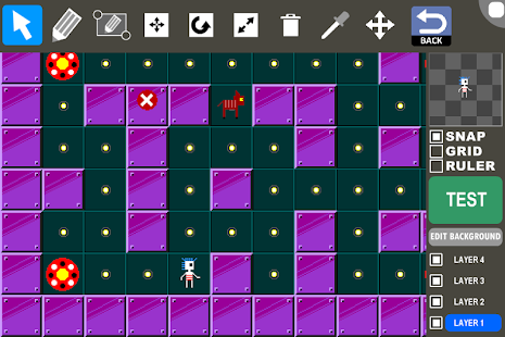 Game Creator Screenshot