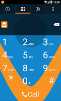 Screenshot of Vonage Extensions