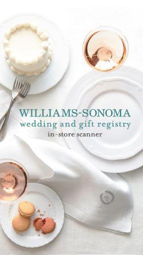Williams-Sonoma Gift Registry