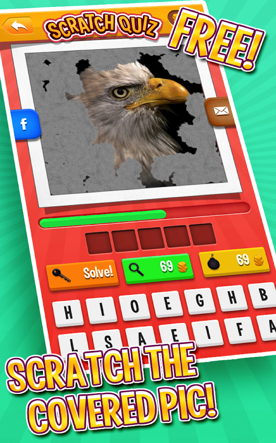 Scratch Quiz- screenshot