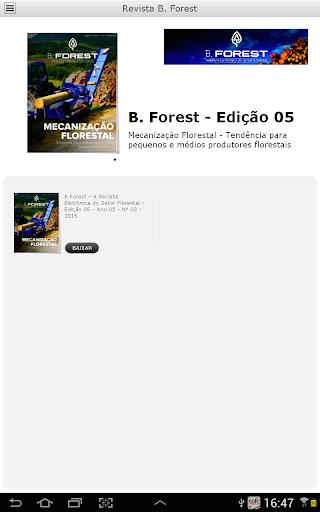 【免費新聞App】B. Forest-APP點子