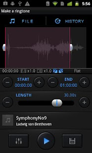 @Ringtone- screenshot thumbnail
