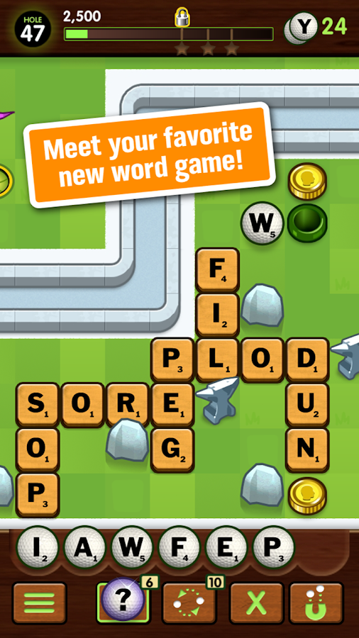 Word Puttz - screenshot