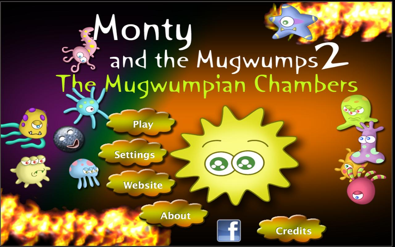 Monty and the Mugwumps - Lair- screenshot