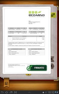 Libro Firma - screenshot thumbnail