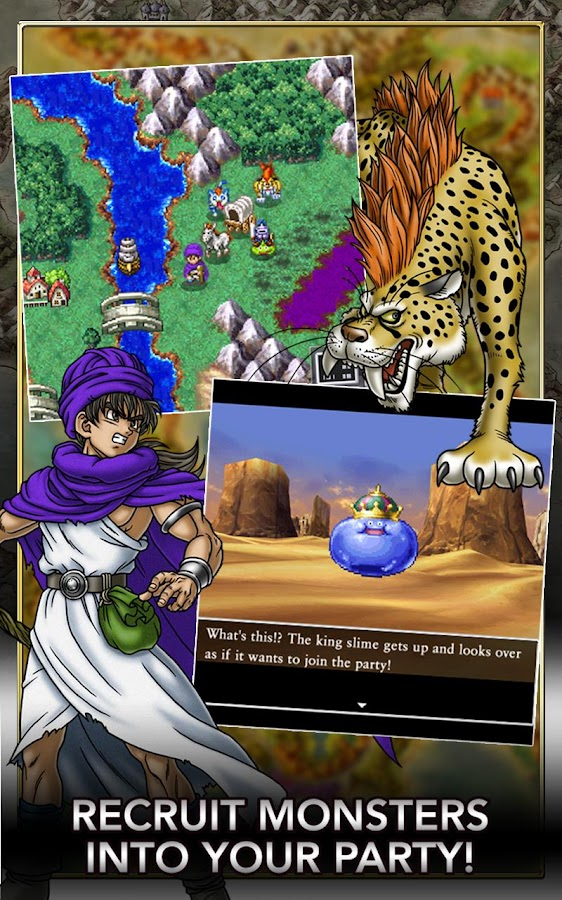 DRAGON QUEST V- screenshot