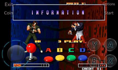 Arcade3-K.O.F 97 1.0.3 screenshot 205902