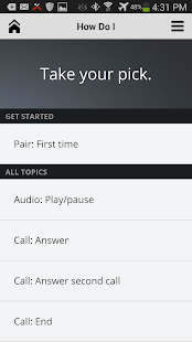 Plantronics Hub™ - screenshot thumbnail