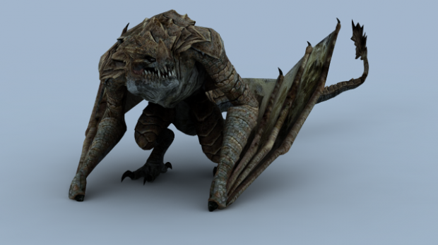 download funny 3d dragon - photo #32