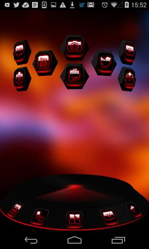 Next Launcher Theme Numinous R