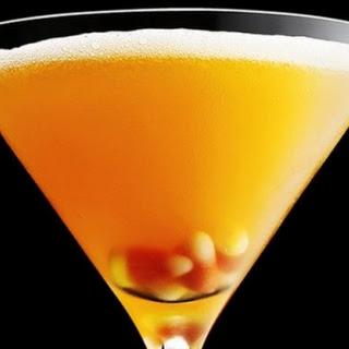 Pumpkin Martini.