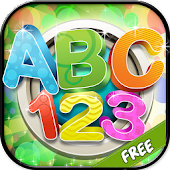ABC123 Pop Match Puzzle Free
