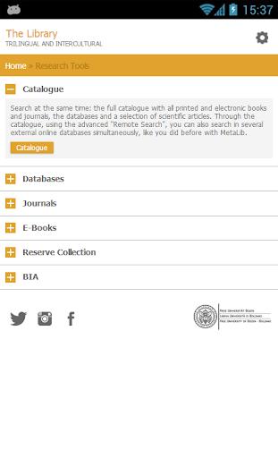 【免費教育App】The Library App-APP點子