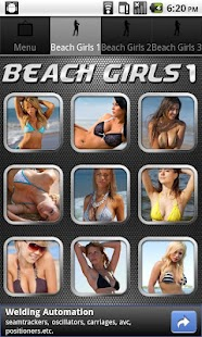 Bikini Girl Puzzle Games Free - screenshot thumbnail