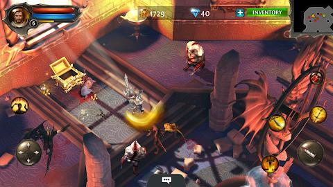 Dungeon Hunter 4 Screenshot 24