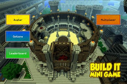 Build It-Mini Game Multiplayer