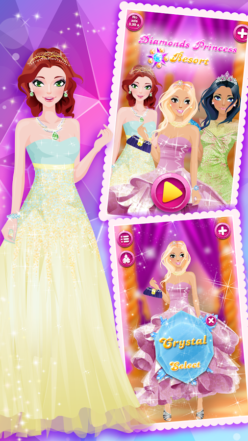 Diamonds Princess Resort- screenshot