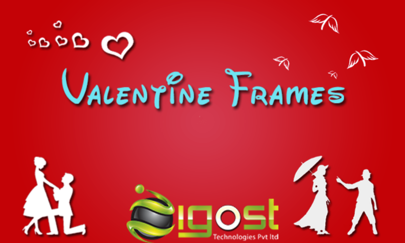 Valentine Frames- screenshot