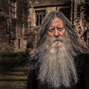 by Eddie Leach - People Portraits of Men (  )