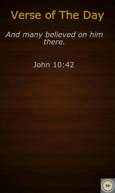 Book of John (KJV) FREE! – (Android Applications) — AppAgg