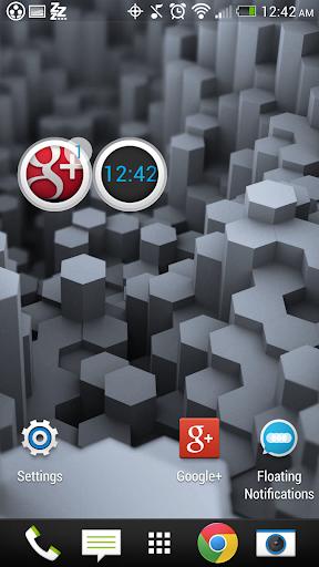 【免費個人化App】Modern Circle White - FN Theme-APP點子