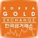 한국금거래소 실시간 금시세 - 대한민국 표준금시세 icon