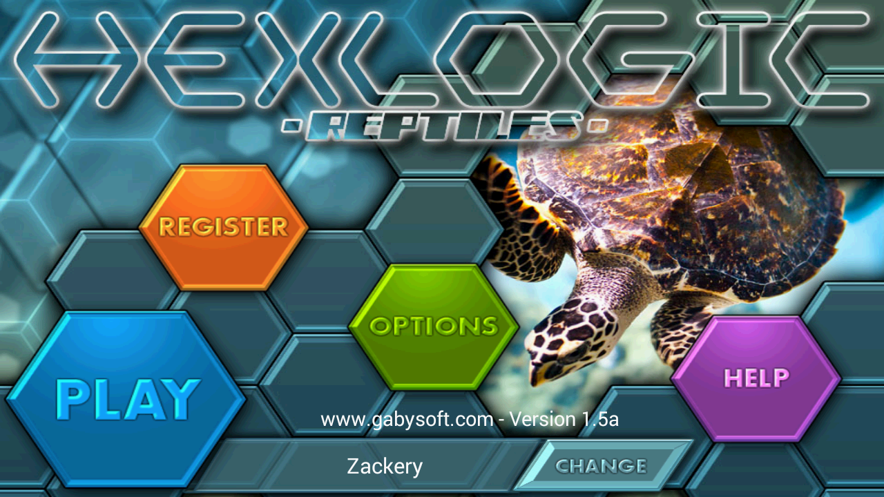 HexLogic - Reptiles- screenshot