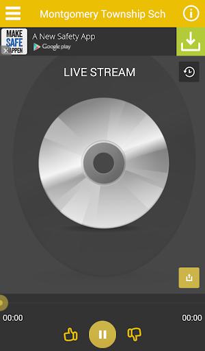 MTSR Streaming Radio App