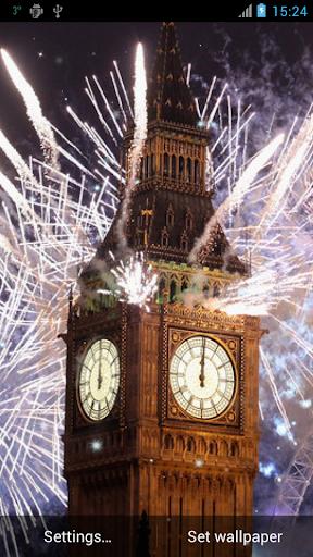 Happy New Year Live Wallpaper 1.12 screenshots 4