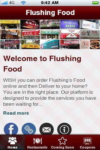 Flushing Food Inc.