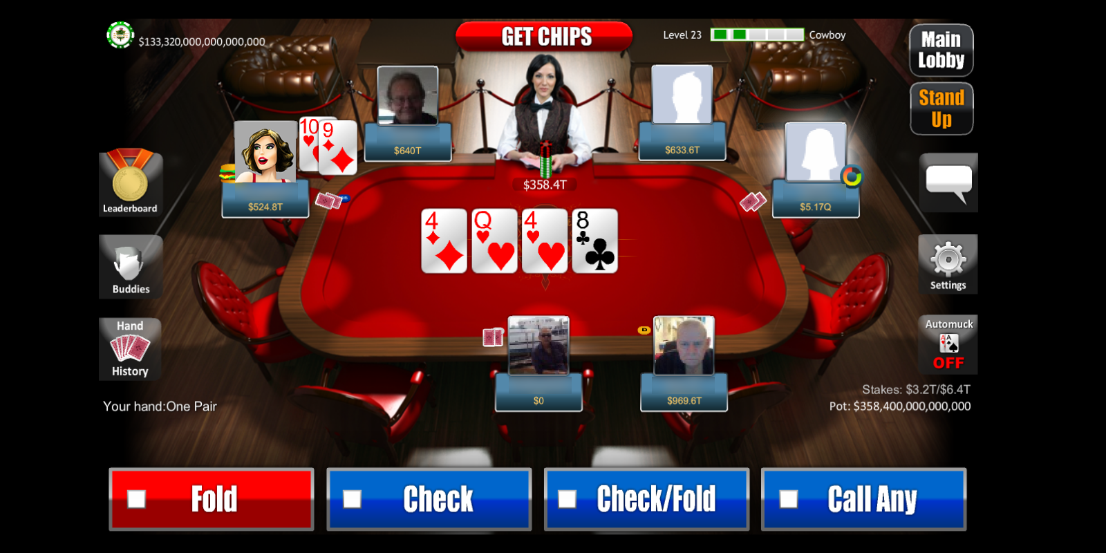 perfekt poker