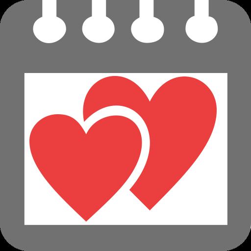 1000 天 - 关系计算器 生活 App LOGO-硬是要APP