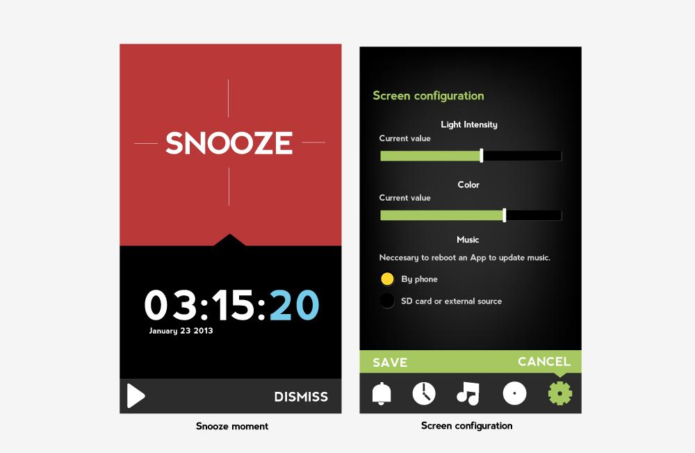 Relax Lights Alarm - screenshot