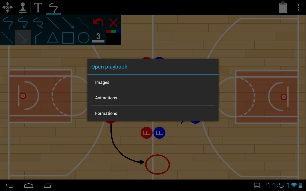Basketball Dood- screenshot