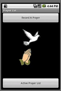 Prayer Tracker screenshot 0