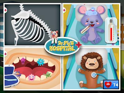 Dr. Pig's Hospital - Kids Game v24.1.1