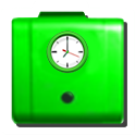 Clock my work icon