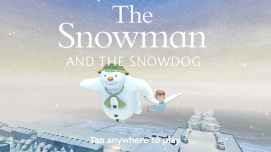 The Snowman & The Snowdog Game - screenshot thumbnail