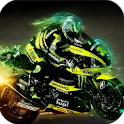 3D Speed Racing Moto icon