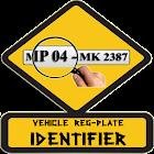 Vehicle Reg-Plate Identifier icon