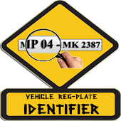 Vehicle Reg-Plate Identifier