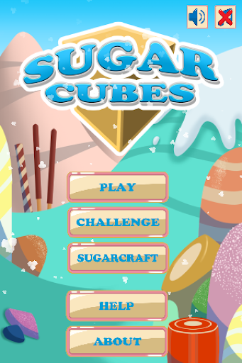 Sugar Cubes Crush