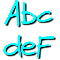 Charm Fonts for FlipFont® free icon