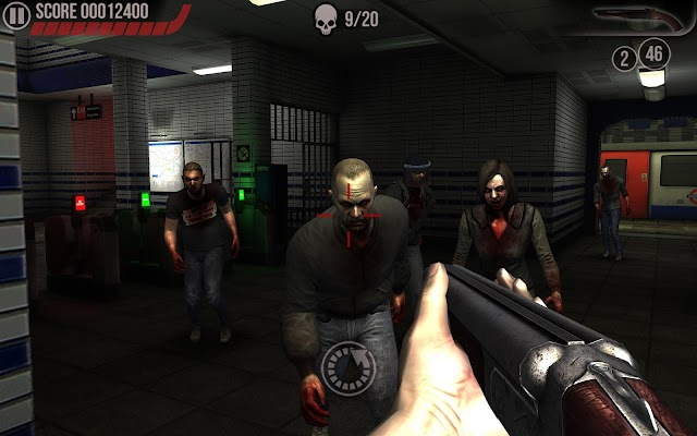 THE DEAD: Beginning - screenshot