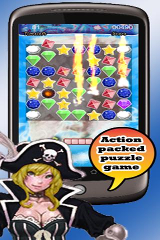無料解谜AppのJewel Adventures|記事Game