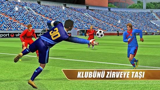 Cep Real Football 2013 Resimler