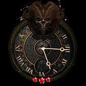 Diablo Clock
