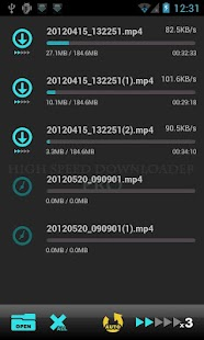 VA High Speed Downloader Pro - screenshot thumbnail